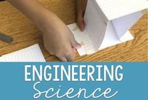 Science: Engineering / Engineering ideas for the elementary classroom. STEM, STEAM, and NGSS Standards.