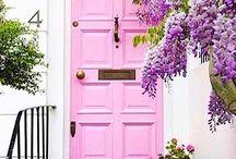 FRONT DOORS / Beautiful front doors
