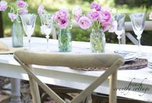 TABLESCAPES • TABLES / all the things, tablescapes