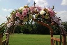Our Wedding Ceremony Arrangements