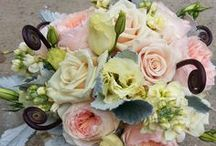 Our Bridal Bouquets / This is a selection of the wedding bouquets that we have done so far this year. We try to create unique and one of a kind bouquets perfectly matched to each individual bride and her wedding day setting.