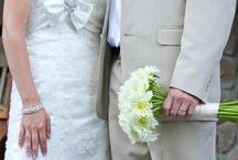 Our Brides & their Wedding Bouquets / Please enjoy a few photos of our Brides with their wedding bouquets.