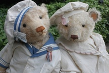 Bears & Dolls / Other artists soft-sculpture designs / by Sylvia Jandris