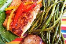 Delicious Dinners / Seafood Dinners, Venison Dinners, Breakfast, Quick Lunch Ideas. My love for cooking up New Ideas!!!!!