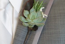 Corsage & Boutonniere Inspirations