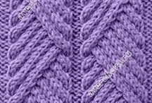 KnittingStitches & Stuff I Love / by T B