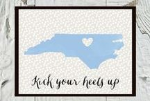Inspired by North Carolina / Get to know the state our US office calls home.