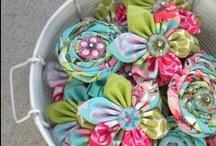 Návody-květiny/Tutorials-flowers