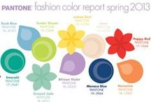 Wedding Flower Color Palettes