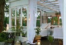 Fine hus/hytter