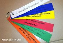 Classroom Idea Blog Posts and More / Blog Posts and other ideas to improve my classroom, instructional strategy skill-set and just make me a happier teacher!