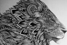 Artistic  Illustrations / Fascinating, Fantastic, Beautiful Art