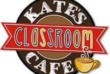 Kate's Classroom Cafe Blog- 6th Grade / Science materials and ideas for middle school teachers.