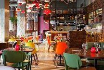 Bistro, restaurant, caffè  / by Elisabetta Tappi