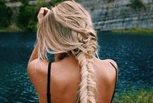Hair / by Katie Eileen