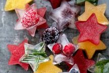 Fabulous fruit...! / Colourful, healthy, miracle food.