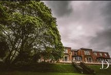 Our Venue / Some photos taken at our beautiful country house wedding venue x