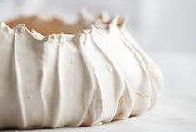 Oº°'¨ pavlova & meringue