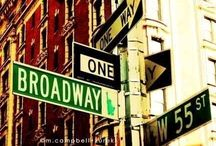 ✈ Road to Broadway