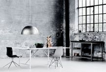 Deco - An industrial look