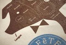 Menu Design & Food Branding / We eat with your eyes too...