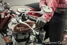 Royal Enfield + Motorcycles