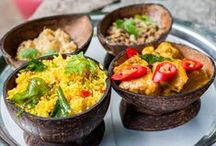 A world of Curries / Curries from around the world