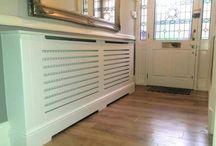 Luxury Radiator Cabinets Kensington Range / Radiator Cabinet radiator covers