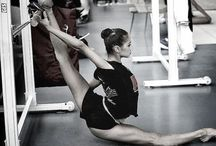 Rhythmic Gymnastics / by Makayla Smoot
