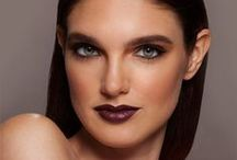 "Glamsquad's the Vamp / A statement look with daringly bold lips, runway ready contouring and a ""more is more"" eye."