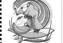 kantklossen lace / kantklossen iets wat ik al heel lang wil leren  / by Kitty de Leeuw