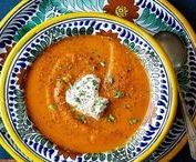 """Colorful. Spicy. Delicious. Recipes. / Sigh.  Delicious recipes from the world over, with a focus on spice and color.  Some are shared from our blog, others are just fabulous finds we've put on our """"must cook and dig in"""" list!"""