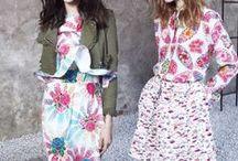 color combination / clothes's color