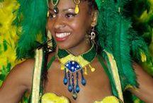 Samba Costume / Samba Kostüme
