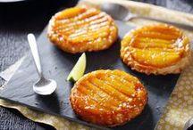 Cuisine sucrée ~ Gâteaux et tartes