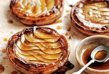 Pastry . Pie . Tart {Sweet}