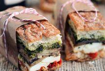 Sandwich . Wrap . Panini + Fries