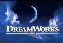 DreamWorks / One of my absolute FAVOURITE movie companies!