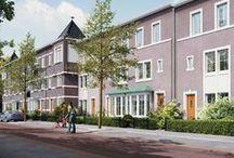 Interieurontwerp nieuwbouwwoning Nijmegen