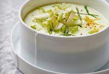 Cuisine salée ~ Soupes de toute saison