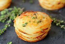 Cuisine salée ~ Ode à la patate