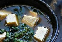 Cuisine salée ~ Ramen et bouillons