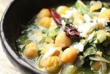 Cuisine salée ~ Saveurs méditerranéennes