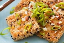 Cuisine salée ~ Avec du tofu