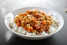 Cuisine salée ~ Curry