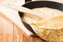 Cuisine sucrée ~ Crêpes et pancakes