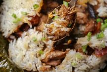 Food : Rice . Couscous . Quinoa