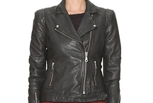 Leather Jackets / by Gail