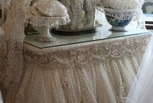 Shabby Chic / Most beautiful shabby chic style home decor