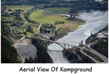 Kootenay River Kampground